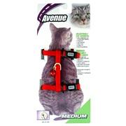 Avenue Adjustable Nylon Medium Cat Harness - Assortment of 6