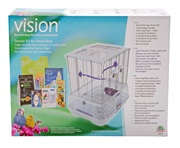 Vision Starter Kit For Small Birds - Small Cage (S01)