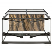 "Exo Terra Natural Terrarium - Advanced Reptile Habitat, Low 24"" x 18"" x 12"""