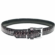 Dogit Style Faux Leather Dog Collar-Ibiza, Brown, Large