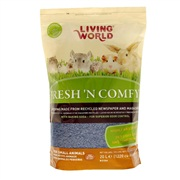Living World Fresh 'N Comfy Bedding 20 L (1220 cu in) - Blue