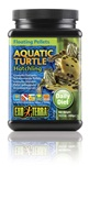 Exo Terra Aquatic Turtle Hatchling Floating Pellets - 10.5oz, 300g