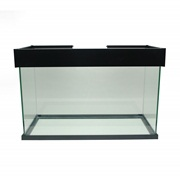 Fluval Accent Glass Aquarium Tank Espresso