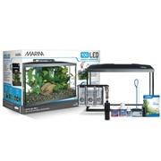 Marina 10G LED Glass Aquarium Kit -  38 L (10 US gal)