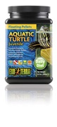 Exo Terra Aquatic Turtle Juvenile Floating Pellets - 9.3oz, 265g