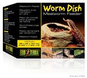 Exo Terra Worm Dish / Feeder