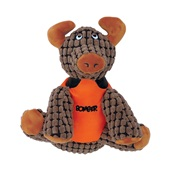 Bomber by Zeus Special Forces Team Dog Toy - Rocky the Bull - Small - 15 cm (6 in)