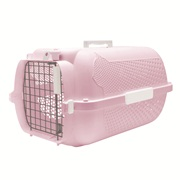 Catit Profile Voyageur Cat Carrier - Pink - Small (48.3 cm L x 32.6 cm W x 28 cm H / 19 in x 12.8 in x 11 in)