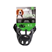Alpha by Zeus Dog Muzzle - Size 3 - Medium