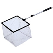 "Laguna Mini Fish Net, 15 x 20 cm (6"" x 8""), with extendable handle"
