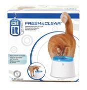 Catit Design Fresh & Clear Cat Drinking Fountain - 2 L (60 oz)