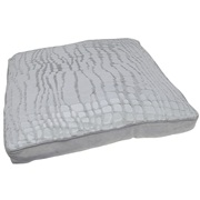 "Dogit Style Square Mattress Dog Bed-Savage, Grey,Small. 64cm x 64cm x 12.7cm (25"" x 25"" x 5"")."