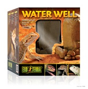 Exo Terra Water Well, 250ml - Water Dispenser