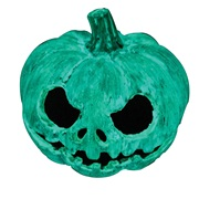 Exo Terra Glow-In-The-Dark Hide Out - Pumpkin Cave