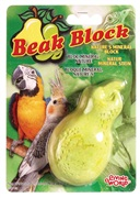 Living World Mineral Block for Cockatiels Yellow Pear