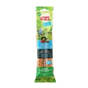 Living World Budgie Sticks, Vegetable Flavor, 60 g (2 oz),2-pack