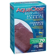 AquaClear 70 Activated Carbon, 140 g (4.9 oz)