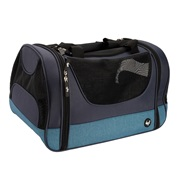 Dogit Explorer Soft Carrier Tote Carry Bag - Blue