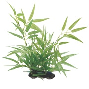"Fluval Decorative Plants,  Bamboo Shoots, 35cm (14"") with Base"