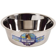 Dogit Stainless Steel Dog Bowl, Super Large, 4L (135 fl oz)