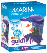Marina Cool Purple Goldfish Kit, 10 L (2.65 US Gal.)