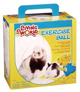 Living World Exercise Ball - Large