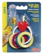 Living World Heart Ring of Rings