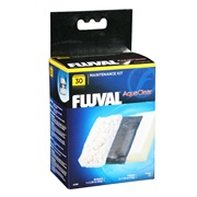 Fuval/Aquaclear 30 Filter Media Maintenance Kit