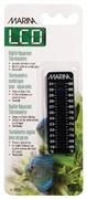 Marina LCD Aquarium Thermometer-Centigrade-Fahrenheit, 19 to 31° C (66 to 88° F)