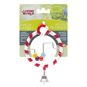 Living World Circus Toy, Abacus, Red