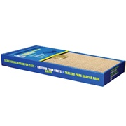 Catit Cat Scratching Board with catnip, Large