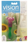 Vision Bird Pacifier  - All Natural Sisal Fibre  (pacifier refill included in pack)