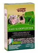 Living World Easy Scoop Litter570 g (1.2 lbs)