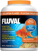 Fluval Goldfish Flakes - 35 g (1.23 oz)