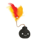Catit Play Pirates Catnip Toys - Plush Bomb