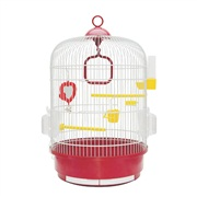 "Living World Bird Cage - Ruby -  32.5 cm dia. x 48.5 cm H (12.8"" x 19"")"
