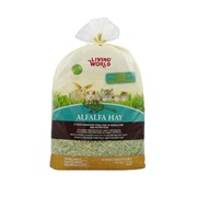 Living World Alfalfa Hay Extra Large Size 1.36 kg (3 lb)