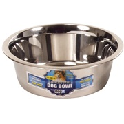 Dogit Stainless Steel Dog Bowl, Large, 1.5L (50 fl oz)