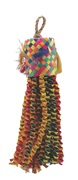 Living World Nature's Treasure Bird Toy Buri Piñata, For medium hookbills