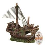 """Marina Pirate Ornament """"Sunken Galleon"""", Small"""