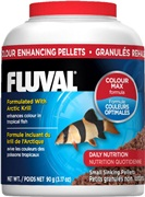 Fluval Colour Enhancing Small Sinking Pellets, 90 g (3.17 oz)