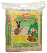 Living World Pine Shavings41 L - (2500 cu in)