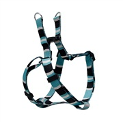 Dogit Style Adjustable Step In Dog Harness, Cobra, Blue, XX-Small