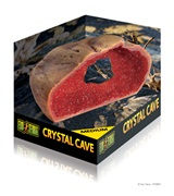 Exo Terra Crystal Cave, Medium