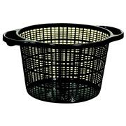 "Laguna Planting Basket, Round, 25 cm (10"") dia. x 19 cm (7.5"") H."
