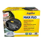 Laguna Max-Flo 4280  Waterfall & Filter Pump, for ponds up to 8560 U.S. gal (32400 L)