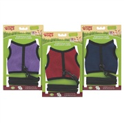 Living World Large Harness and Lead Set, Assorted Colors