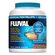Fluval Tropical Fish Medium Sinking  Pellets, 150 g (5.29 oz)