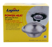 Laguna PowerHeat De-Icer, 500 watt