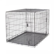 Dogit Two Door Wire Home Crates with divider - XXLarge - 122.5 x 74.5 x 80.5 cm (48 x 29.3 x 31.5 in)